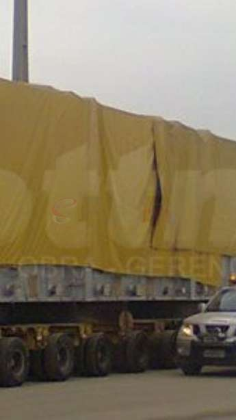 Foto: Operação de trânsito